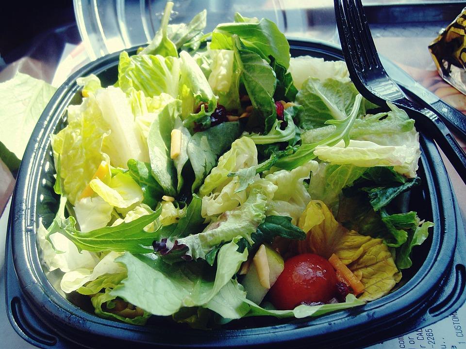 Eating Healthy, Food, Lettuce, Salad