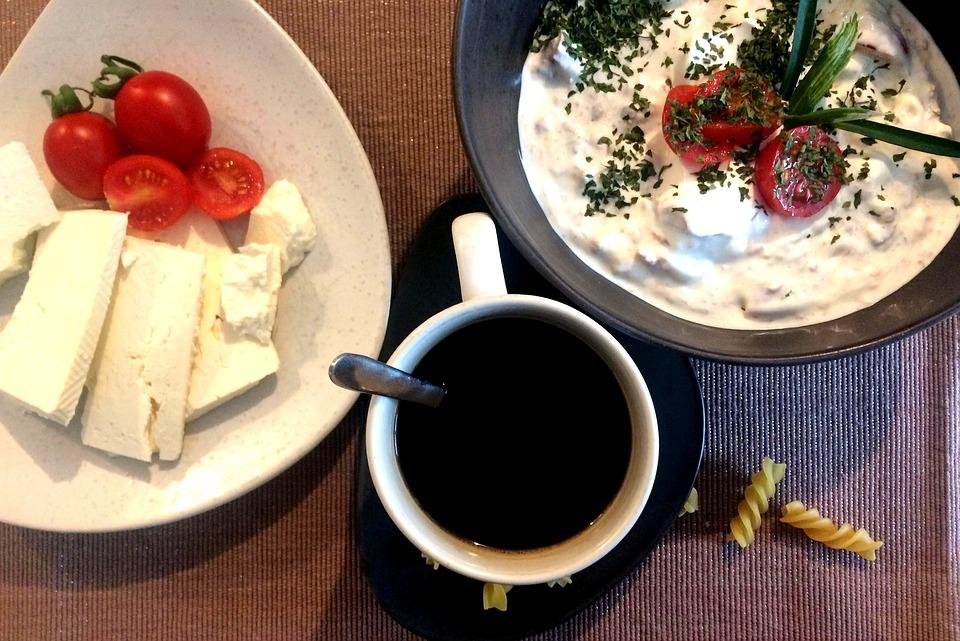 Breakfast, Food, Table, Meal, Diet, Morning, Eating