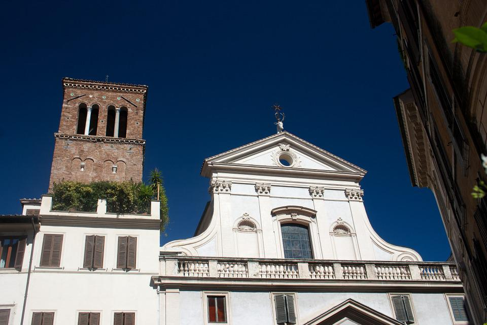 Rome, Architecture, Eclectic, Buildings, Classical
