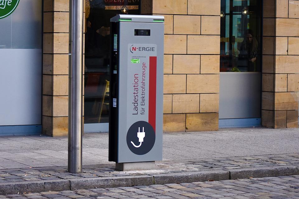Car Electric, Charging Stations, Eco, Green, Plug