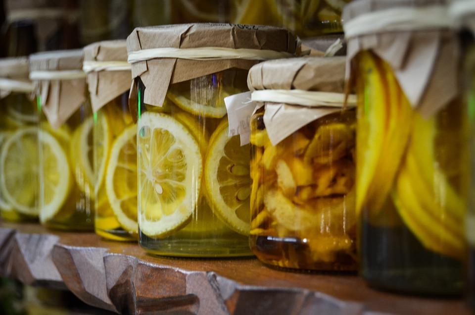 Preparations, Jars, Jam, Natural Food, Eating, Eco