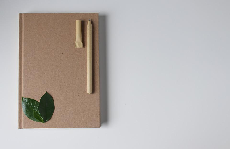 Notebook, Eco, Paper, Recycle, Ecology, Reuse