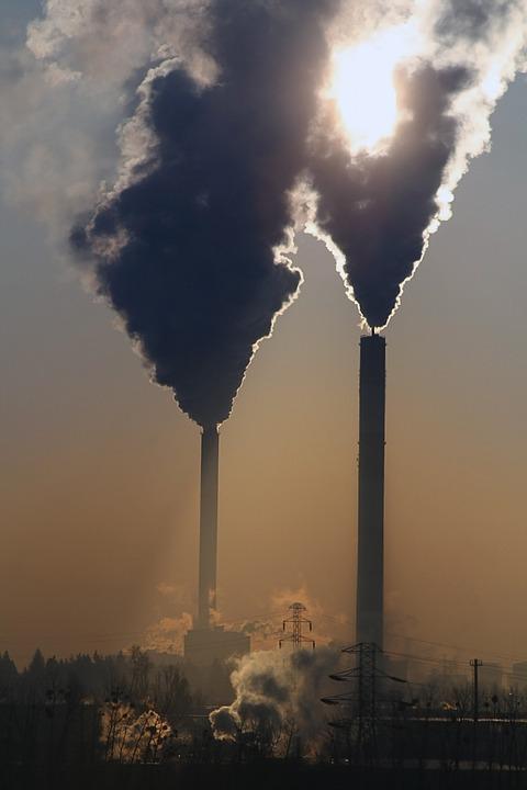 Smoke, Ecology, The Environment, Chimney
