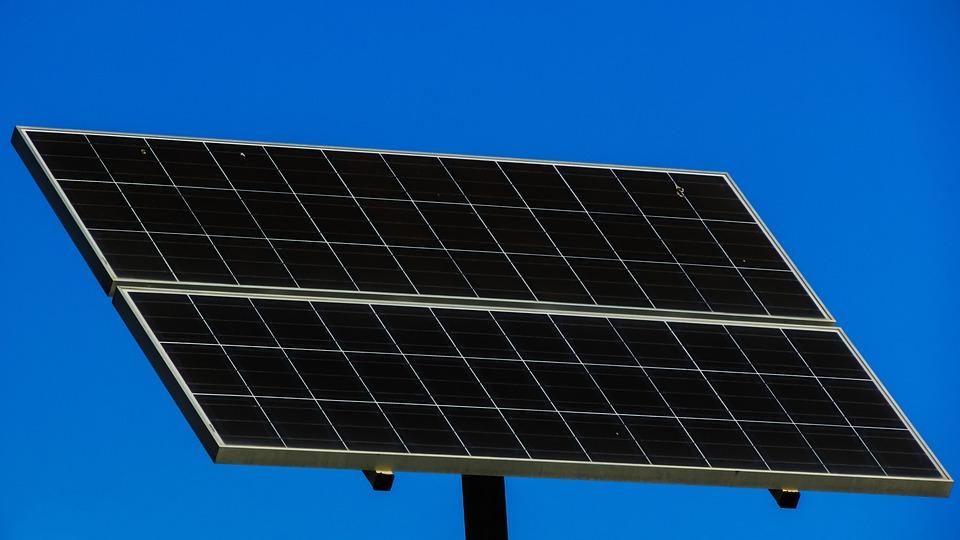 Solar Panel, Electricity, Energy, Solar, Panel, Ecology