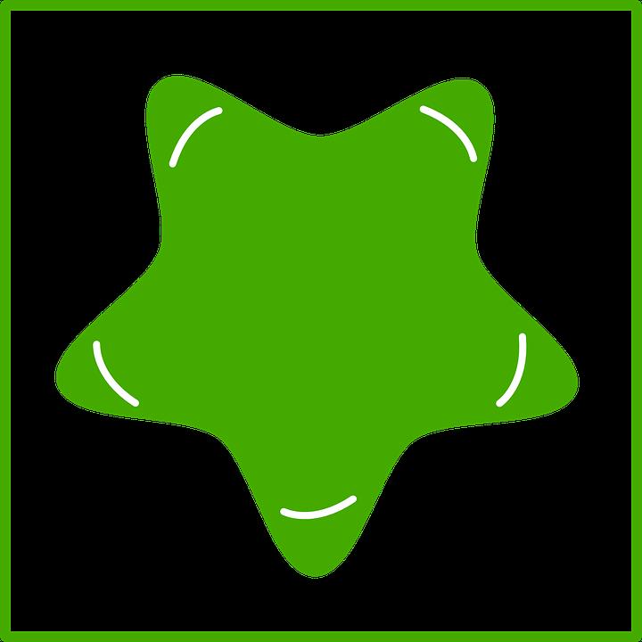 Star, Sign, Symbol, Ecology