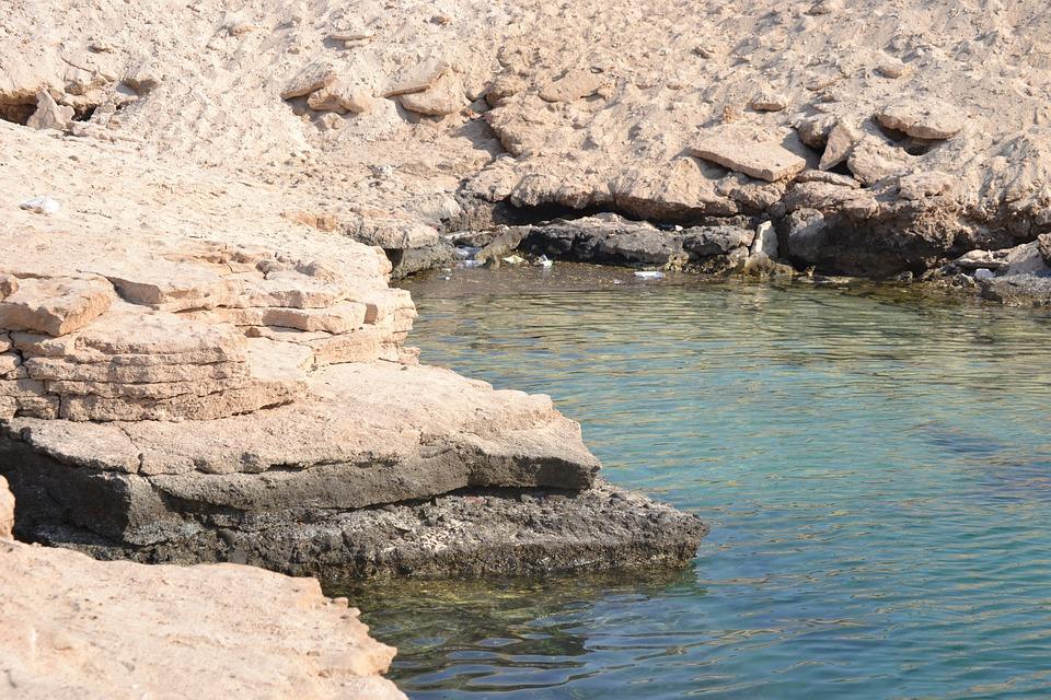 Blue, Edge, Nature, Summer, Landscape, Water, Travel