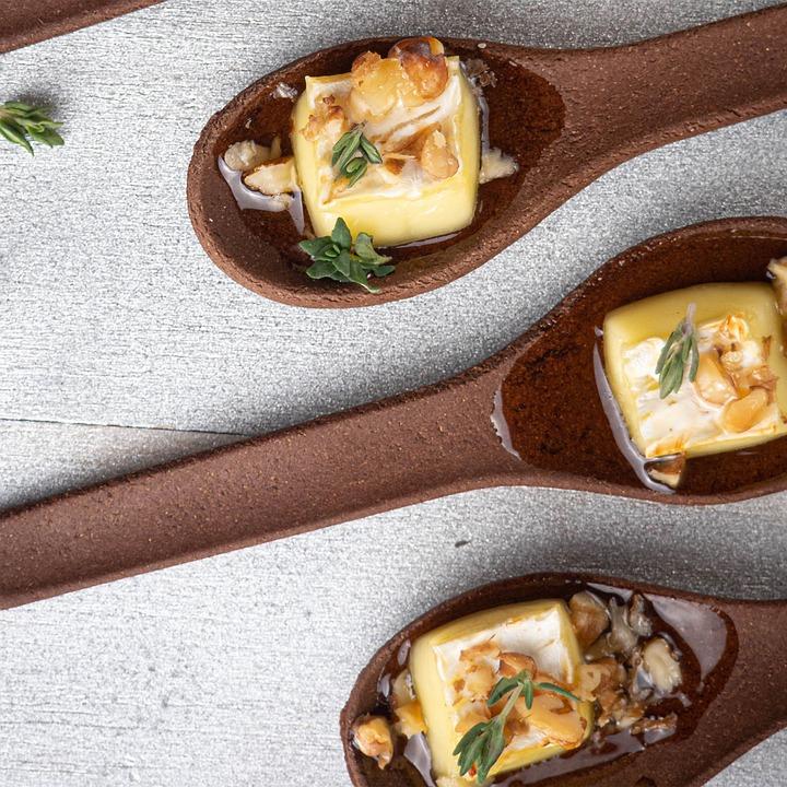 Edible Spoon, Edible Cutlery, Edible Chocolate Spoons