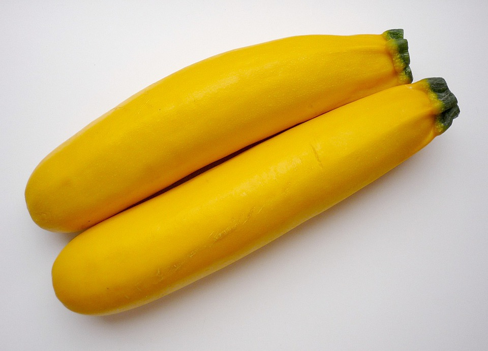 Zucchini, Yellow, Vegetables, Food, Eat, Edible, Cook