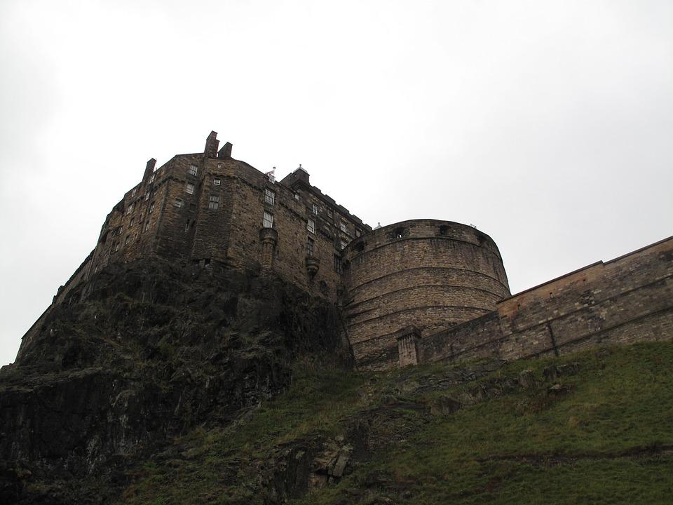 Stirling Castle, Edinburgh Castle, Scotland, Edinburgh