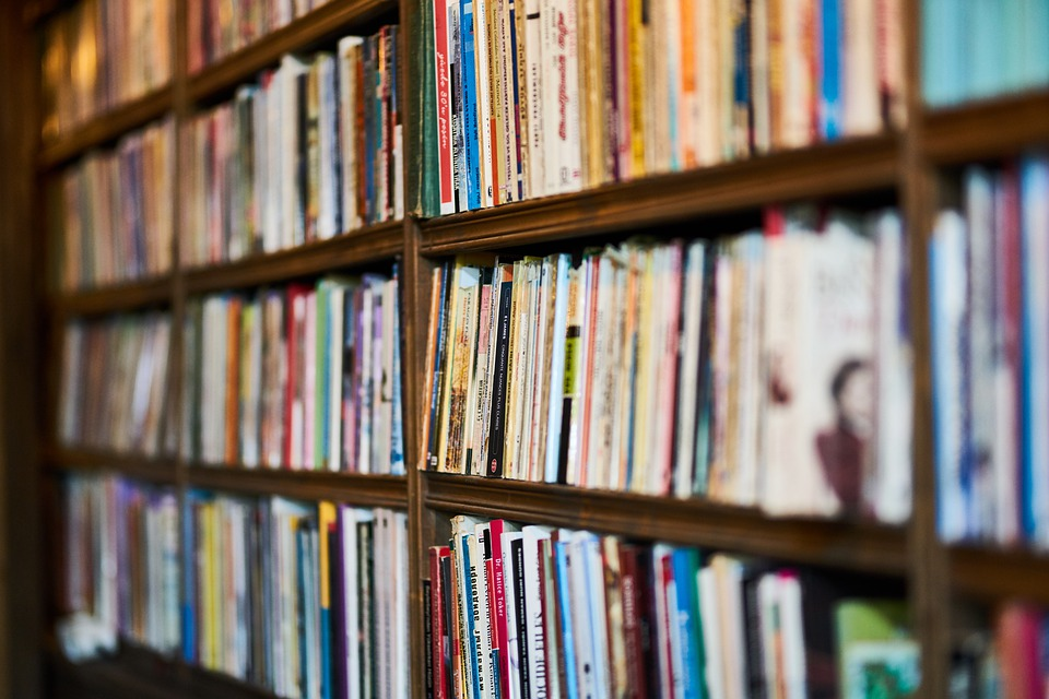 Book, Library, Read, Education, Information, Books