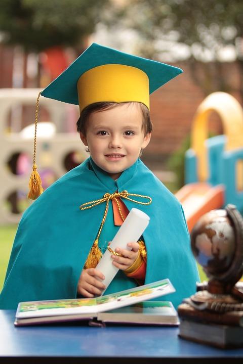 Education, Graduation Ceremony, School, People