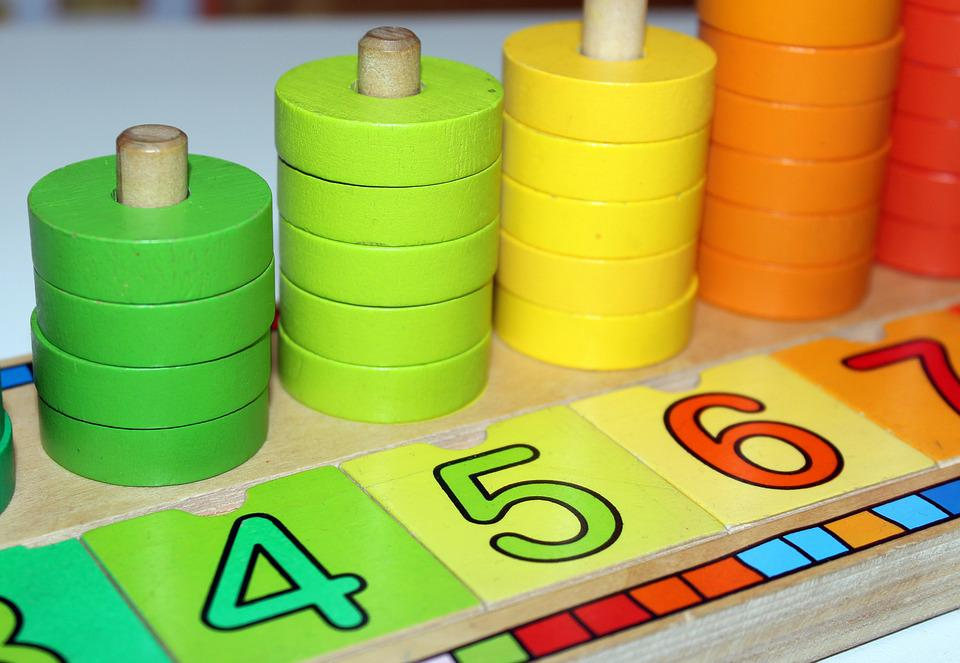 Counting, Education, Toy Wooden, Creativity