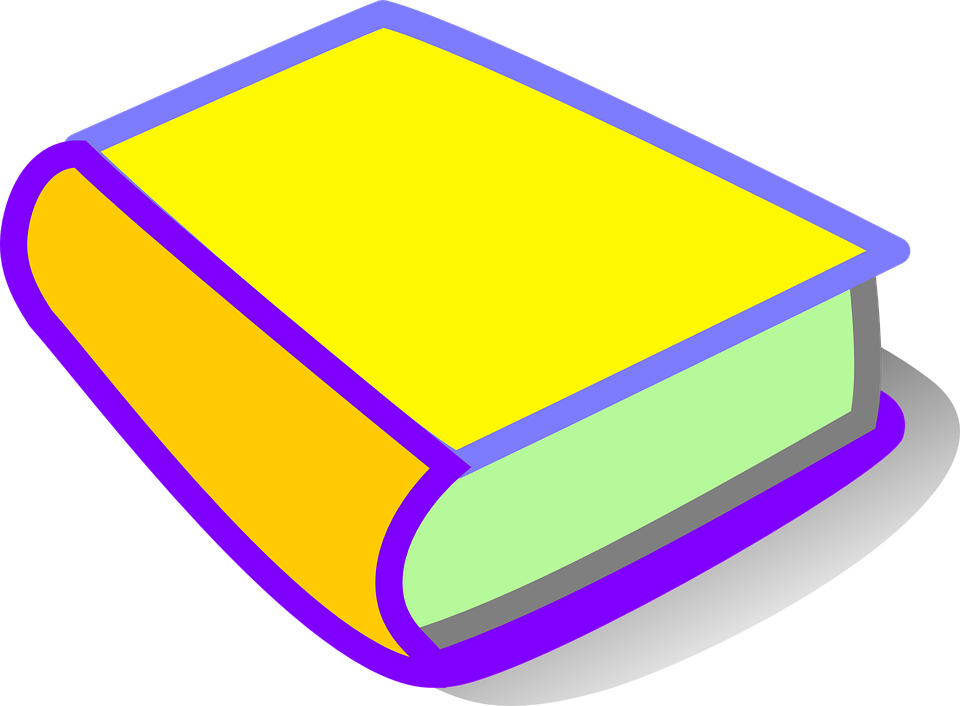 Book, Novel, Reading, Education, Yellow, Study