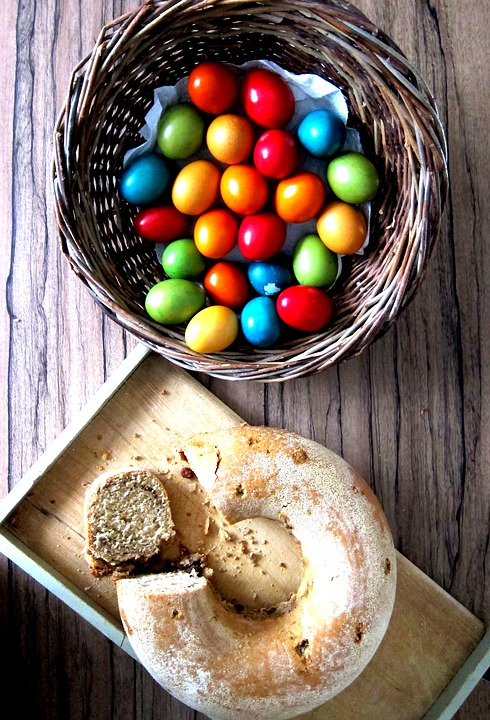 Easter, Egg, Easter Eggs, Colored, Colorful, Spring