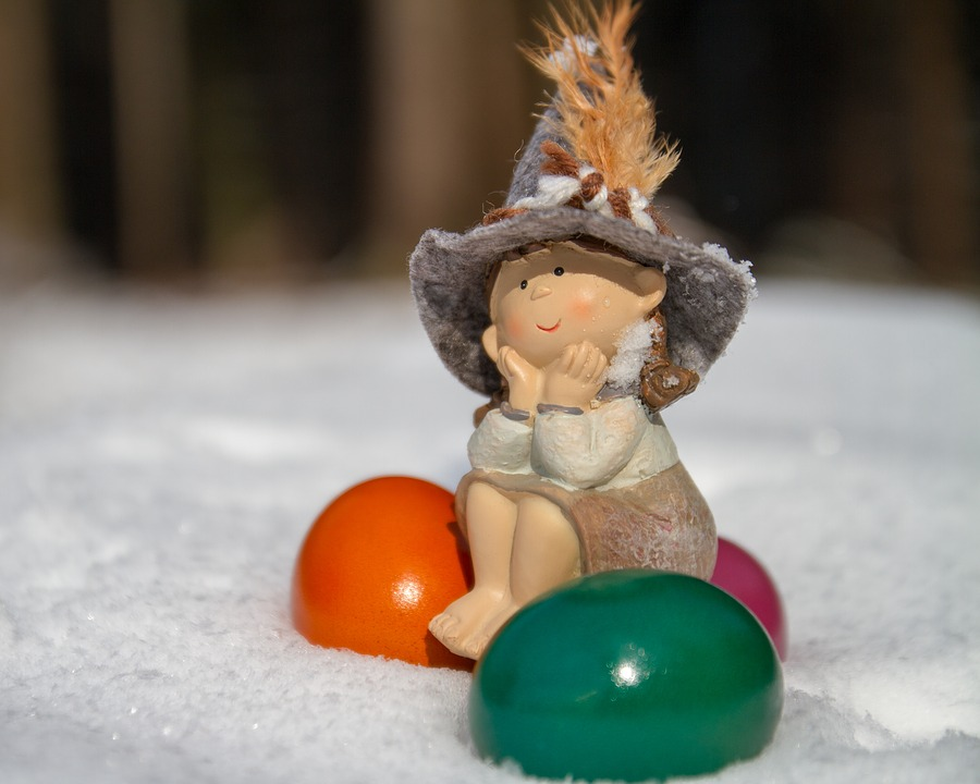 Easter, Egg, Figure, Easter Eggs, Colorful, Colored