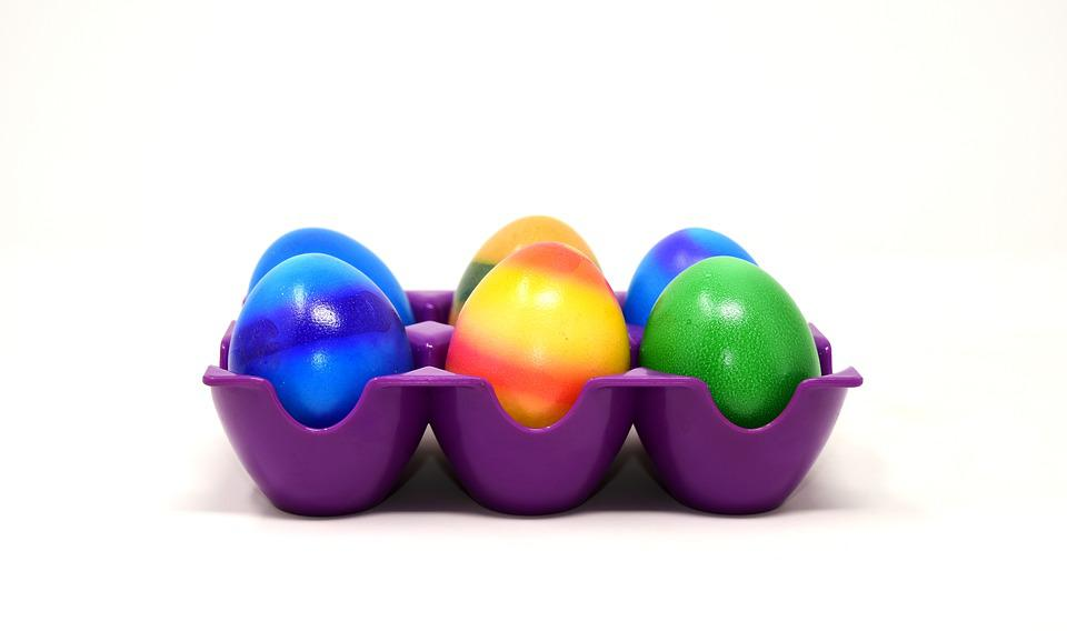 Easter, Egg, Colorful, Colorful Eggs, Easter Eggs