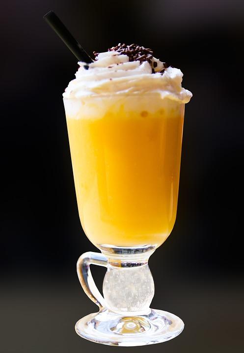 Drink, Punch, Eggnog, Christmas, Alcoholic