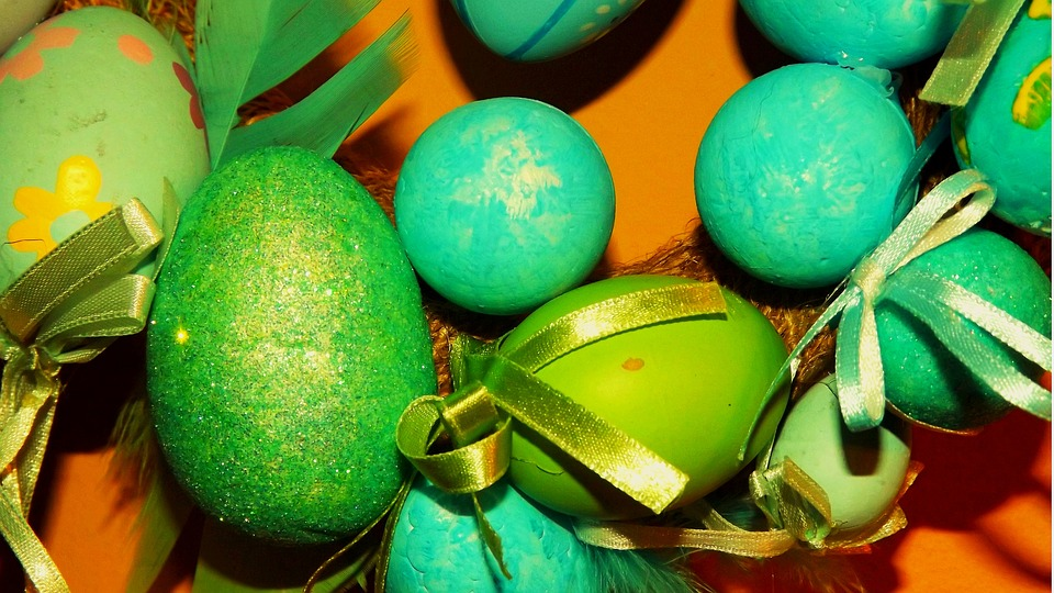 Color, Eggs, Easter, Easter Eggs, Easter Symbol