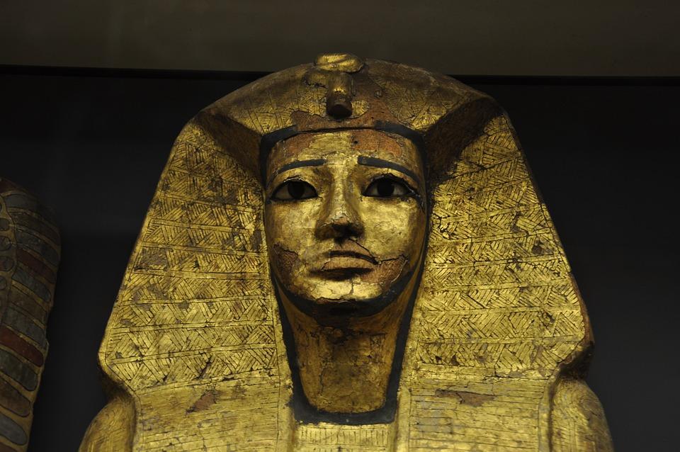 Pharaoh, Egypt, Louvre, Paris, Egyptian Museum