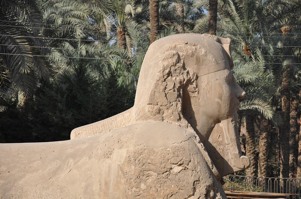 Sphinx, Ramses Ii, Ramses, Egypt, Travel, Statue