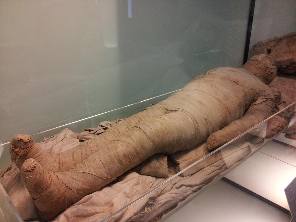 Egyptian Museum, Mummy, Antiquity