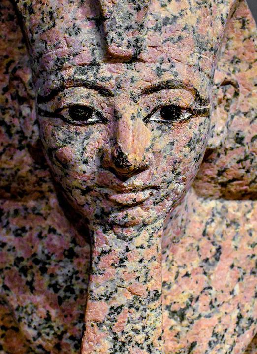 Sculpture, Statue, Art, Face, Ancient, Egyptian, Museum