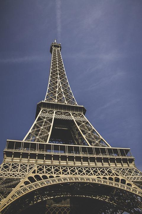 Architecture, Eiffel Tower, France, Landmark
