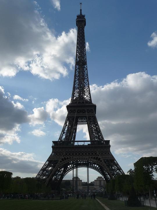 Eiffel Tower, Paris, France, World's Fair