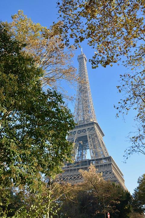 Eiffel Tower, Monument Heritage, Paris
