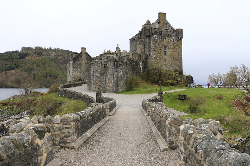 Eilean Donan Castle, Castle, Scotland