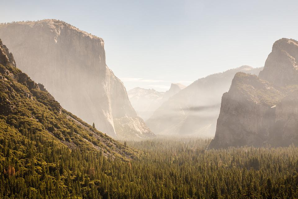 Daylight, Yosemite National Park, El Capitan