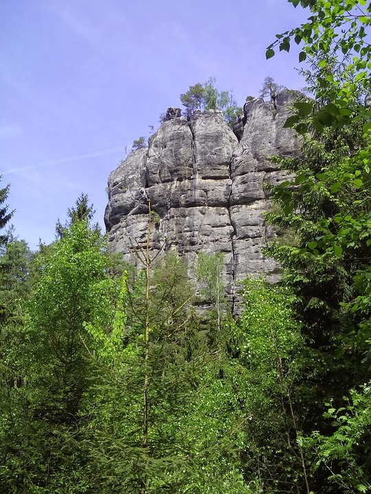 Elbe Sandstone Mountains, Climb, Hiking