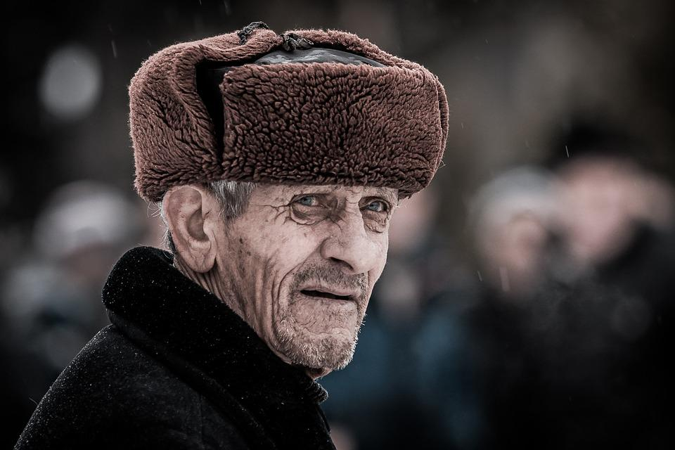 Expression, Man, Elderly, Character, Wrinkled, Old