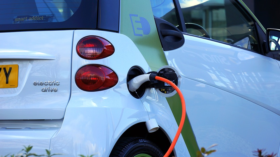 Electric Car, Car, Electric, Vehicle, Power