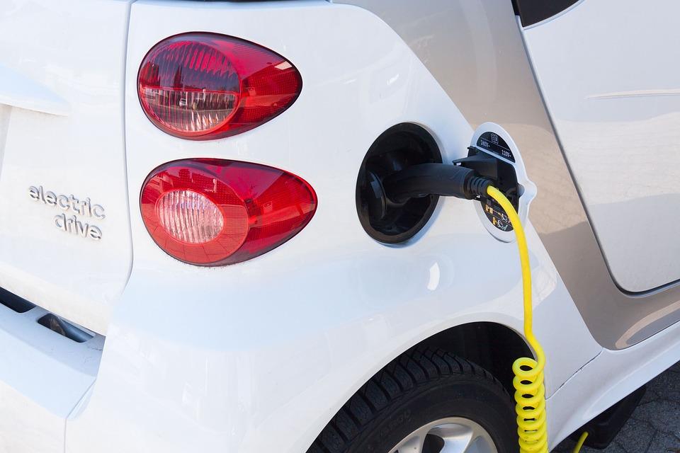 Electric Car, Refuel, Current, Ecology, E Car, Auto