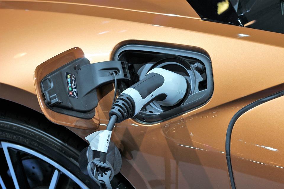 Car, Bmw I8 Roadster, Electric Charging