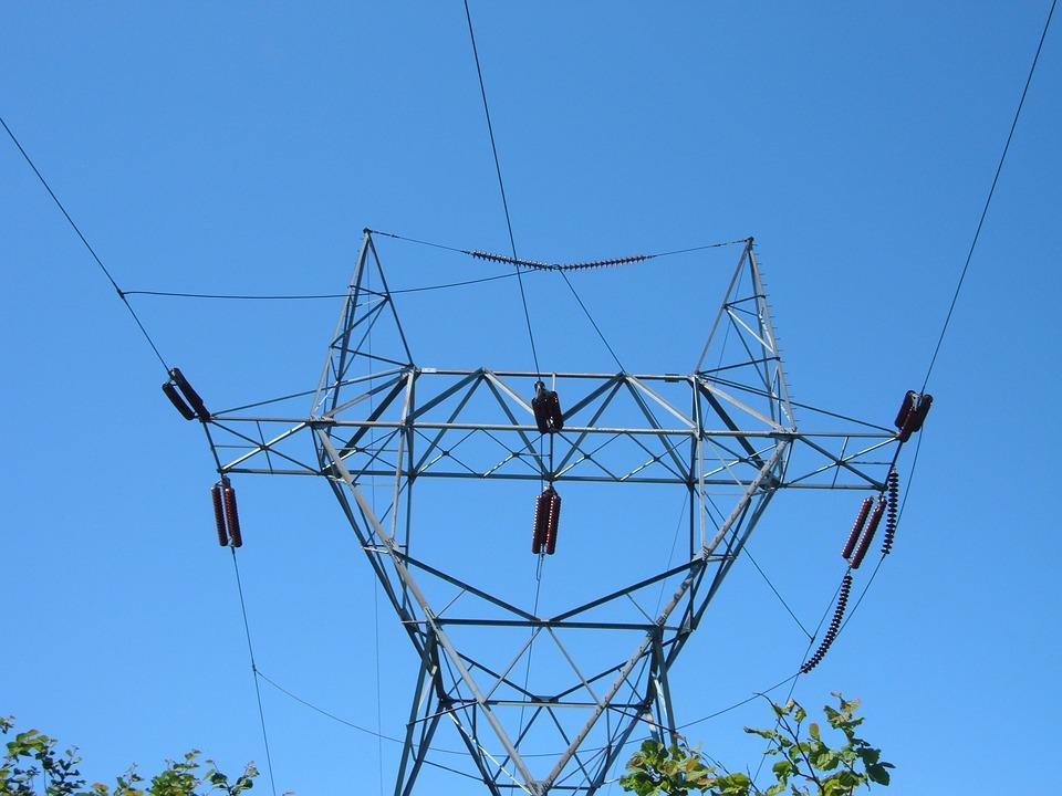 Electric, Powerline, Power, Electricity, Energy