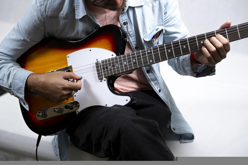 Electric Guitar, Electric, Guitar, Music, Tool