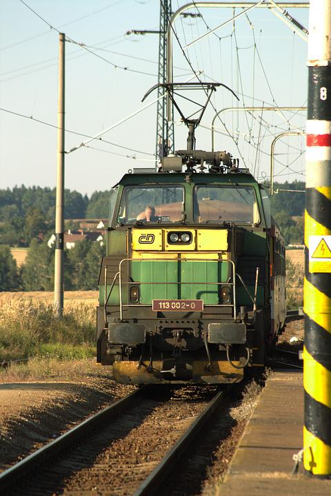 Railway, Locomotive, Electric Locomotive, Historically
