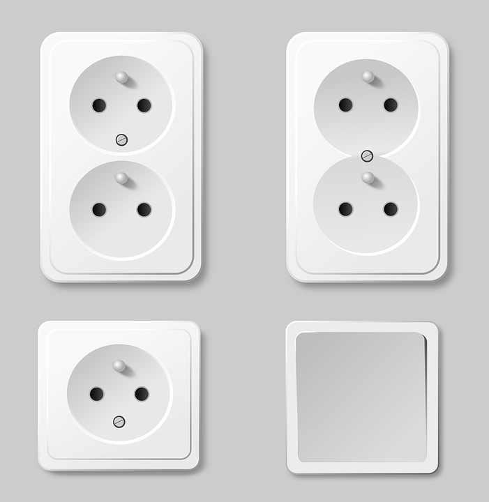 Electric, Sockets, Power, Plug, Electricity, Energy