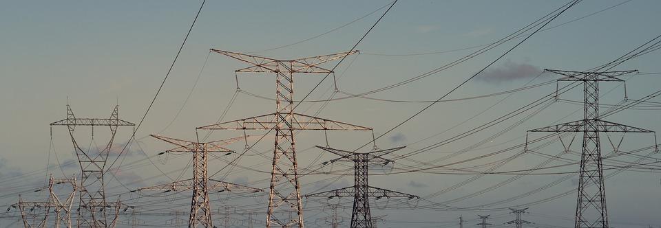 Electricity, Pylon, Son, Cables, Power Line