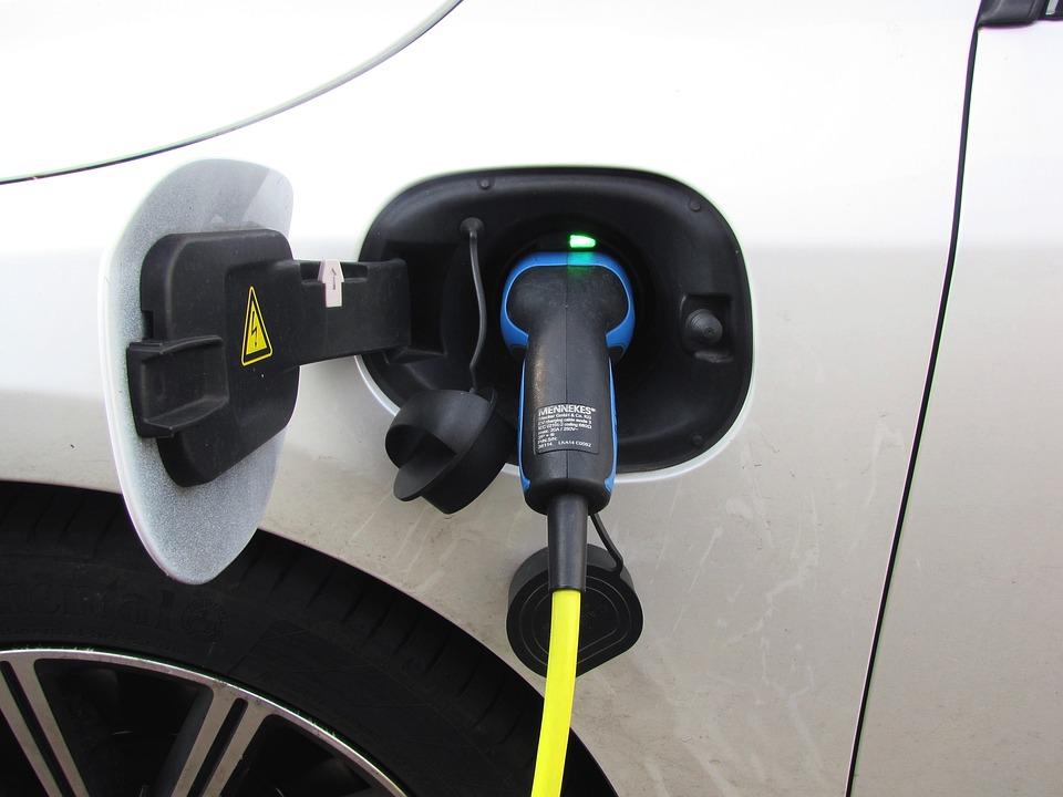 Plug-in, Electricity, E-car, Hybrid Car, Power Cable