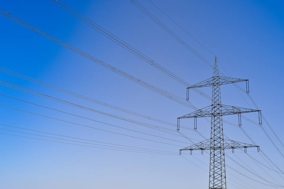 Elektrik, High Voltage, Current, Energy, Electricity
