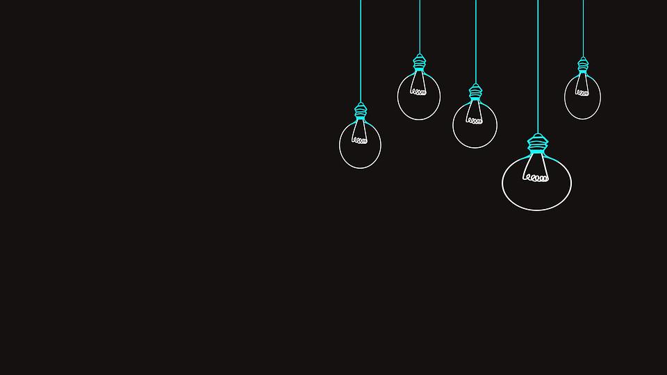 Free Photo Electricity Lamp Night Minimal Wallpaper Bulb Max Pixel