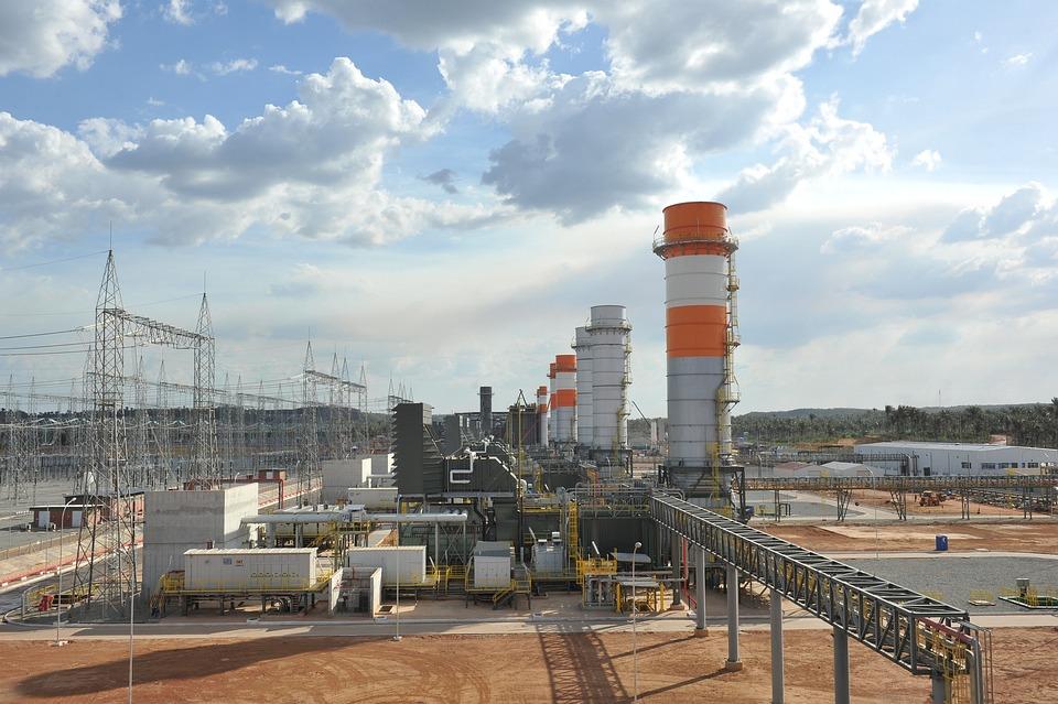 Industria, Electricity, Maranhão