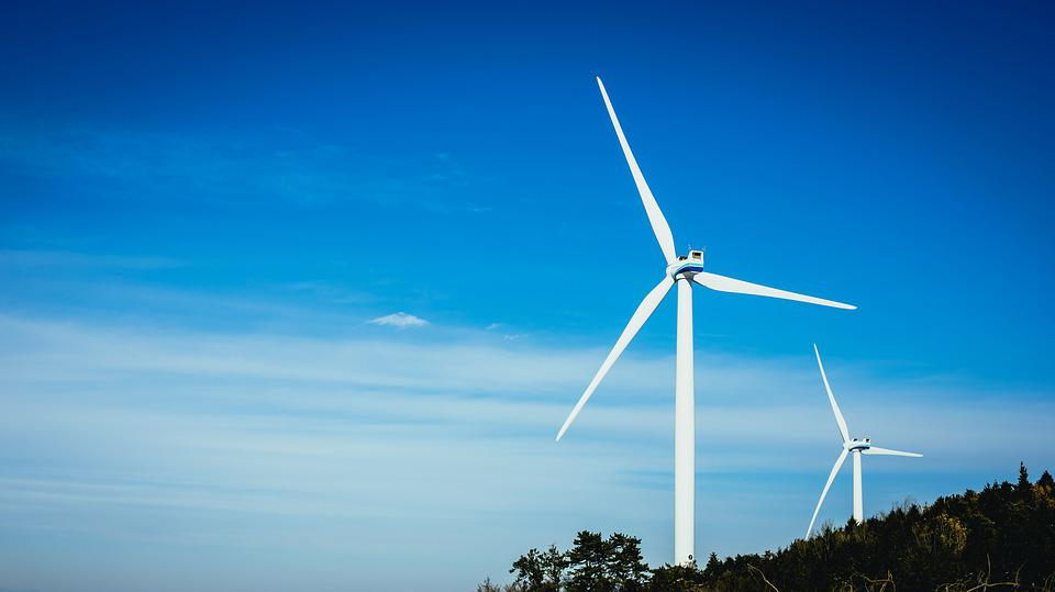 Turbine, Winter, Energy, Snow, Electricity, Nature