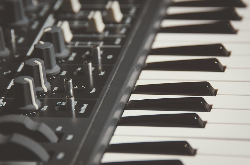 Electronic Keyboard, Keyboard, Music