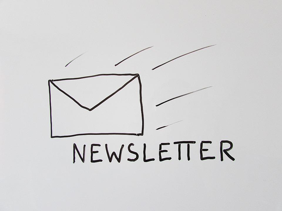 Newsletter, News, Electronic Mail, E Mail, Mail