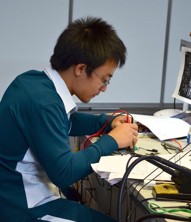 Electrician, Check, Measure, Electronics