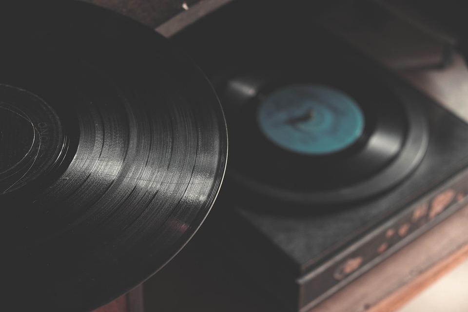 Electronics, Music, Music Player, Phonograph